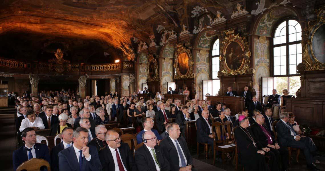 Uroczyste otwarcie Konsulatu Republiki Austrii we Wrocławiu
