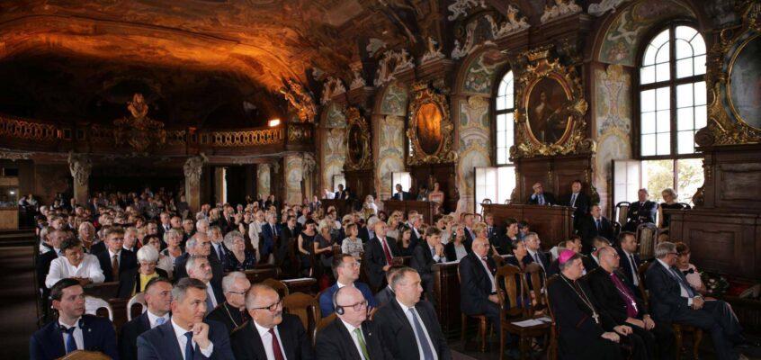 Otwarcie Konsulatu Austrii / Neueröffung des österreichischen Konsulats