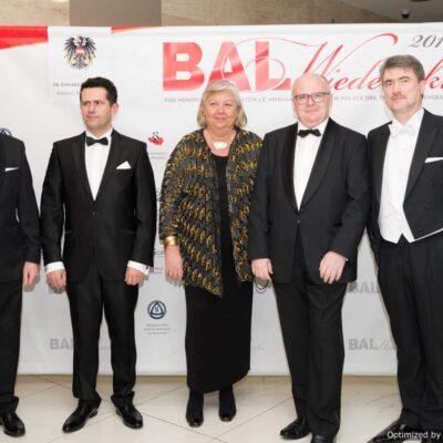 Organizatorzy Balu Wiedeńskiego