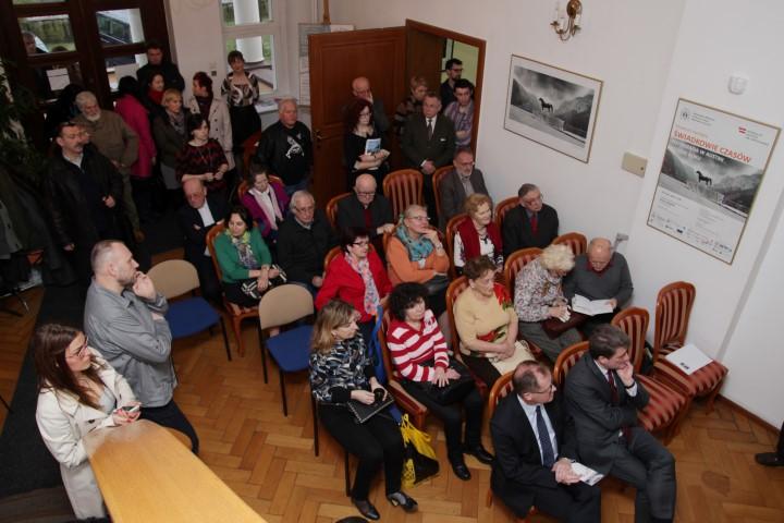 """Otwarcie wystawy w Opolu """"Świadkowie czasów. Fotografia w Austrii po 1945"""""""