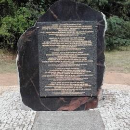 Odsłonięcie pomnika z okazji 75. rocznicy wypędzenia austriackich Romów i Sinti/Hochrangige Gedenken an verschleppte und ermordete österreichische Roma in Polen