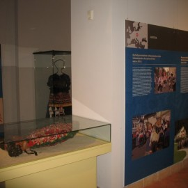 """""""Skarby europejskiej kultury tradycyjnej"""" wystawa Muzeum Etnograficznego"""