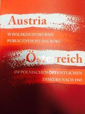 Obraz Austrii w Polsce w latach 1945-2016 / Polnische Perzeptionen Österreichs zwischen 1945 und 2016 – Warszawa 14.12.2016