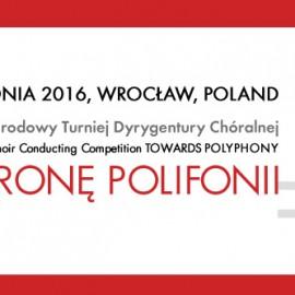 VII Międzynarodowy Turniej Dyrygentury Chóralnej 7-10.12.2016 r.