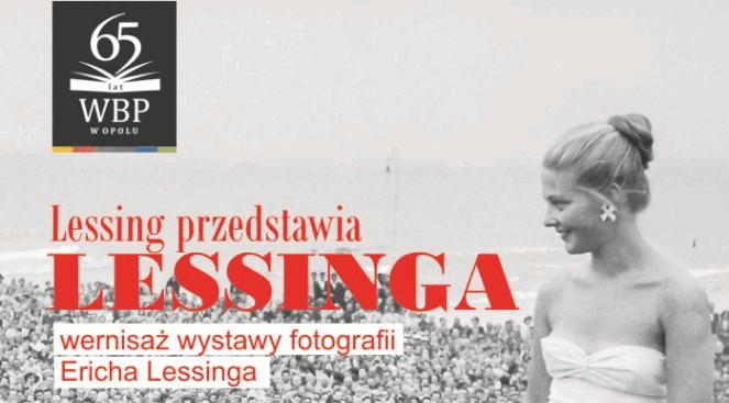 Lessing przedstawia Lessinga-otwarcie wystawy w OPOLU