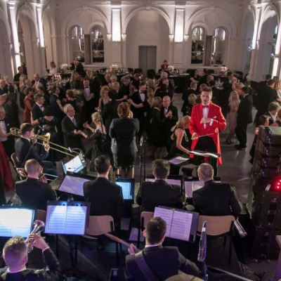 Uczestnicy Balu Wiedeńskiego 2017