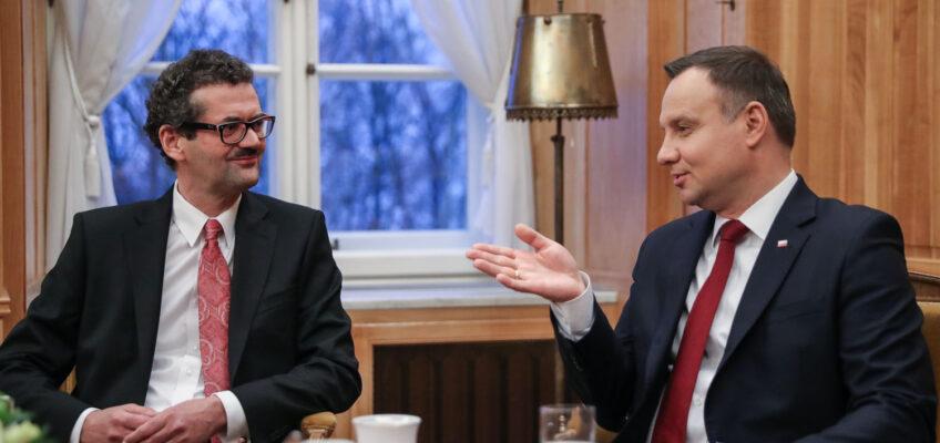 Ambasador Austrii-JE Pan Werner Almhofer