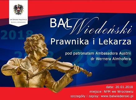 Bal Wiedeński 2018