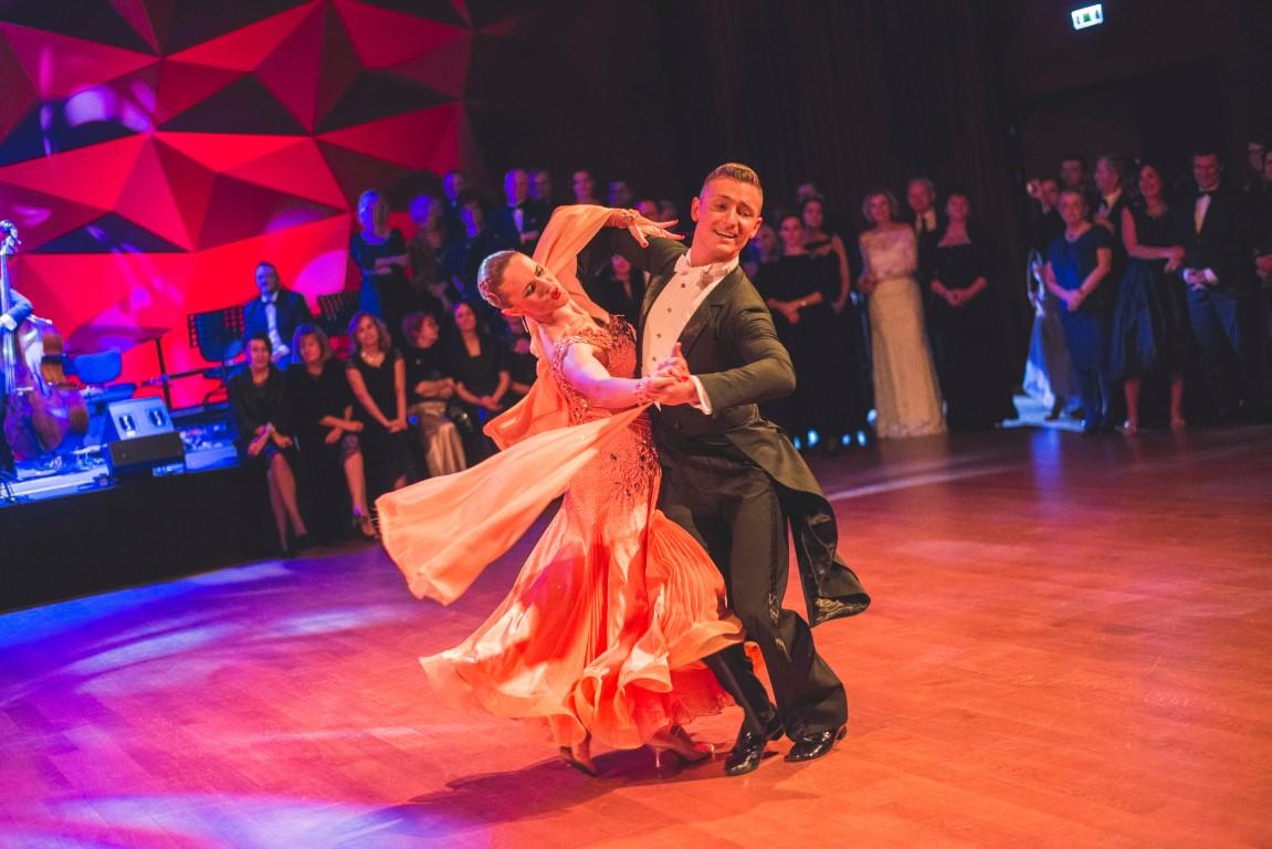 Wiedeńskie show taneczne