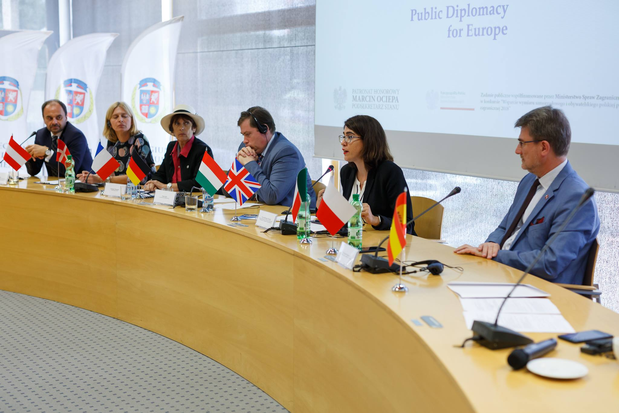 Public Diplomacy for Europe_panel