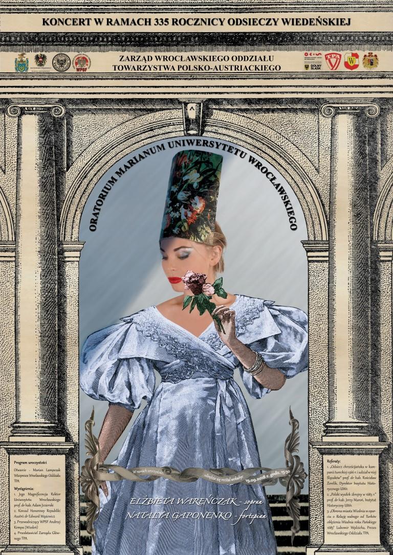 plakat Elżbieta
