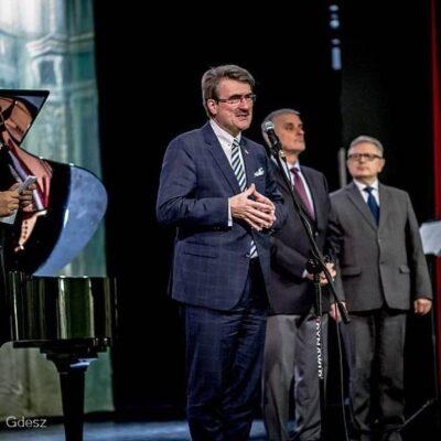 Konsul Honorowy Austrii - dr Edward Wąsiewicz