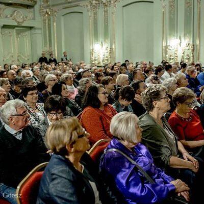 Goście Gali Finałowej Festiwalu Muzyki Wiedeńskiej