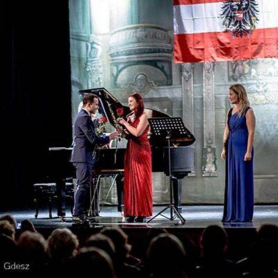 Wykonawcy: Magdalena Wachowska i Paulina Rogóż