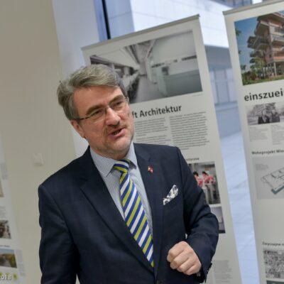 Konsul Honorowy Austrii we Wrocławiu-dr E. Wąsiewicz