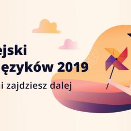 Europejski Dzień Języków 2019