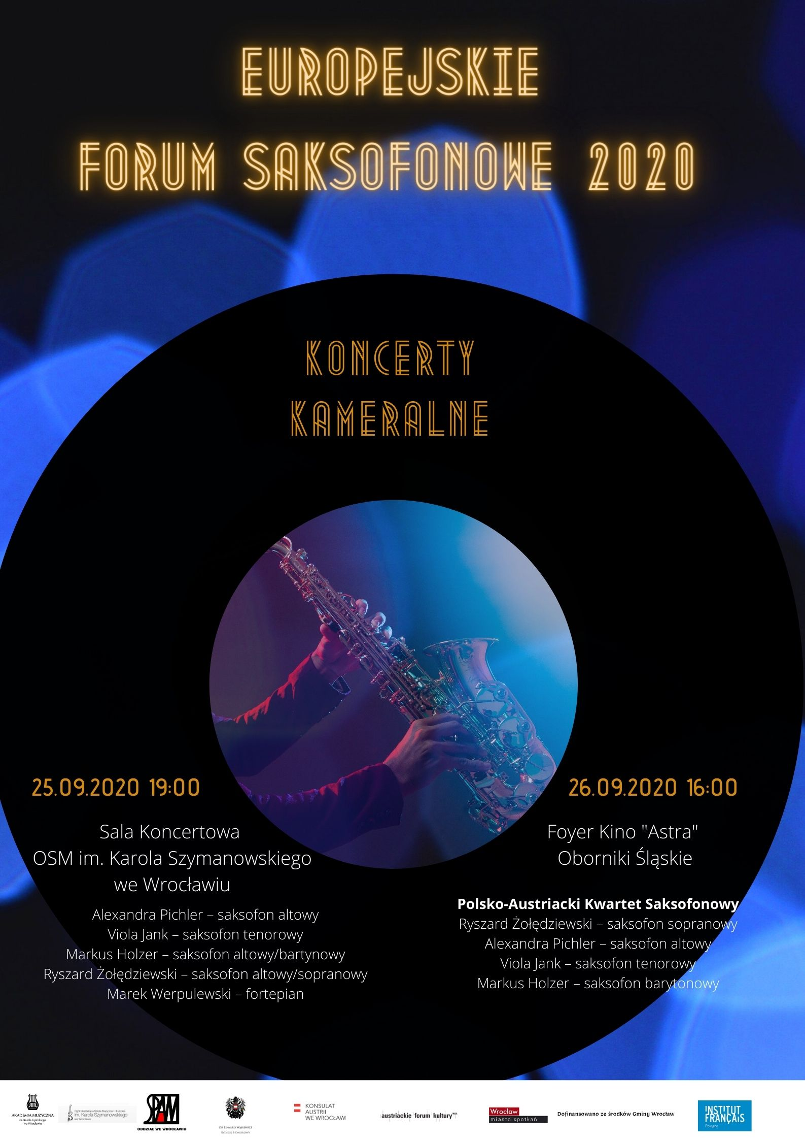 koncert EFS 25.09-26.09