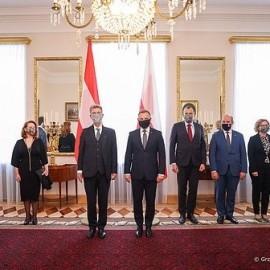 Nowy Ambasador Austrii w Warszawie